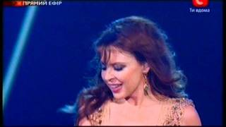 Kylie Minogue  - I should be so lucky |  X-Factor 2, Ukraine