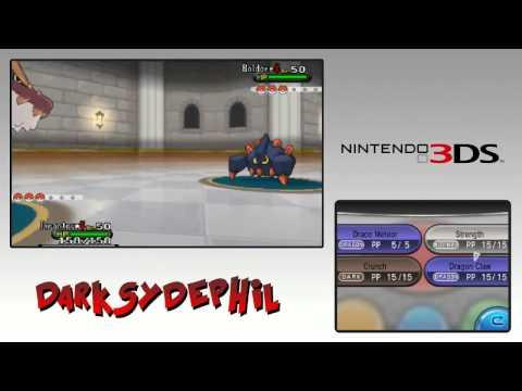 Dsp's Cringeworthy Pokemon Y Test