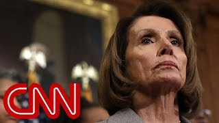 Nancy Pelosi to Trump: State of the Union is off while government is shut down