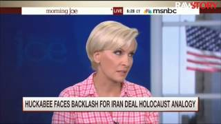 Mika Brzezinski: 'It should be over' for Mike Huckabee after Nazi 'oven' remark