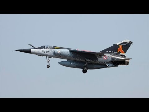 Royal International Air Tattoo Arrivals Thursday 2013 With ATC Radio Coms