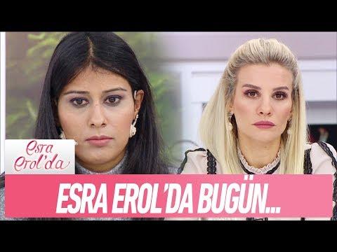 Esra Erol'da bugün neler oluyor - Esra Erol'da 13 Aralık 2017