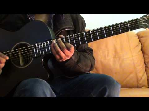 Tumhi Mere Mandir Acoustic Guitar