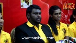 Chennai Smashers Press Meet