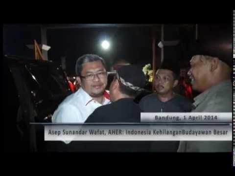 Asep Sunandar Wafat, Aher: Indonesia Kehilangan Budayawan Besar video