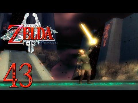 The Legend Of Zelda Twilight Princess - Ep.43 - El Palacio del Crepúsculo (Parte 2)