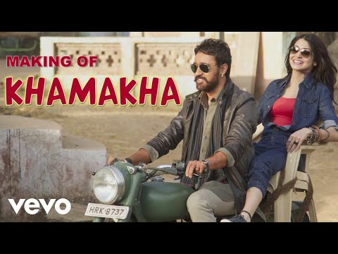 Khamakha Making - Imran, Anushka | Matru Ki Bijlee Ka Mandola video