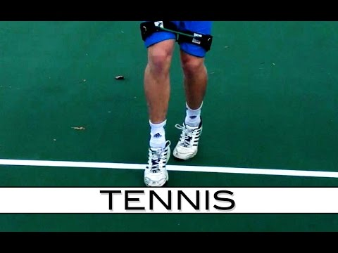 Tennis Line Drill | Tennis Speed and Agility Training