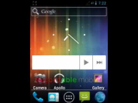 Cyanogenmod 9 for S Galaxy Y
