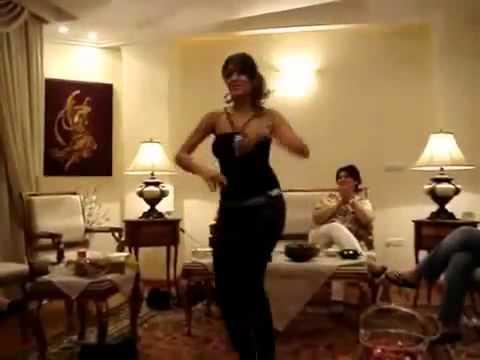 Raghs Shad Irani *رقص بسیارزیبا از یک دخترخانم ایرانی video