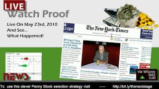 Penny Stocks To Watch - JAMES CONNELLY The Penny Stock Prophet - how to trade penny stocks