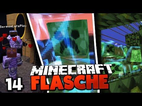 Wenn ein SUPER-CREEPER EXPLODIERT, SIND WIR ALLE TOT ☆ Minecraft FLASCHE #14