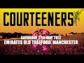 Courteeners headline Emirates Old Trafford, Manchester!