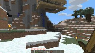 La mia casa in minecraft (fatta in mezz'ora) ITA By zombinator95