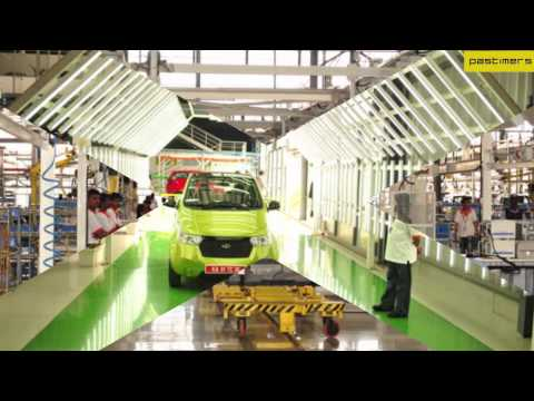The Mahindra REVA's Green Manufacturing Facility