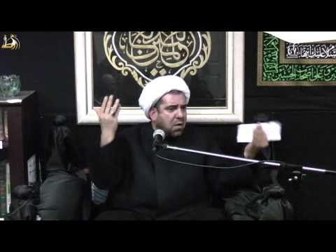 Arabic Majlis Safar 1434 - Wafat Muhammad Al-Mustafa (SAWS)