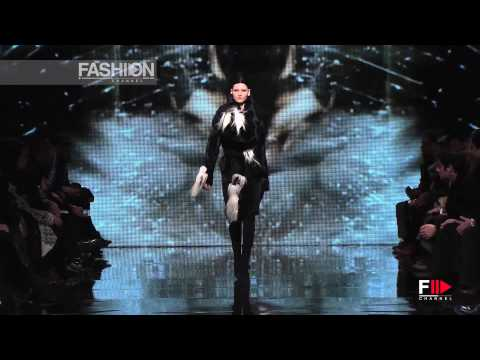 """DONNA KARAN"" Full Show HD New York Fashion Week Fall Winter 2014 2015 by Fashion Channel"