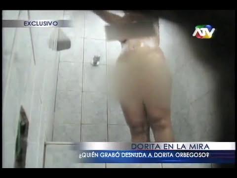 Dorita Orbegoso desnuda