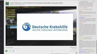 Download Lagu Spendenstream für die Deutsche Krebshilfe Explodiert!!!! | Spendeneskalation | #kiea Gratis STAFABAND