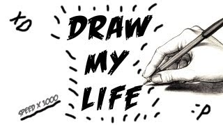 Draw my life - Speed x 1000(mu rápido)