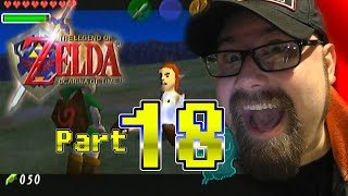 The Legend of Zelda: Ocarina of Time -- Part 18: Miscellaneous Adventuring (VI) [N64]