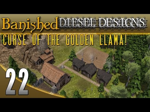 Banished Colonial Charter 1.4: EP22: Mining Town! (City Building Series 60FPS)