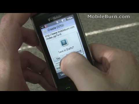 Video: Samsung T929 Memoir review - part 3 of 3 - Browser, Calendar, Music