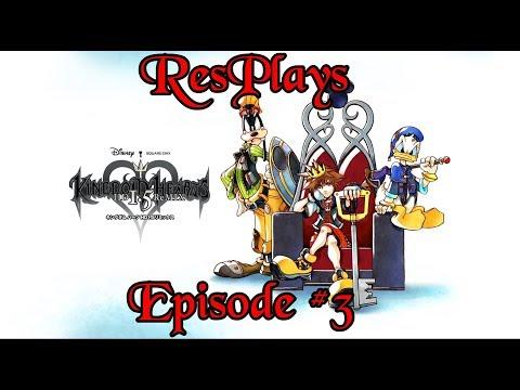 ResPlays Kingdom Hearts Final Mix Episode 3