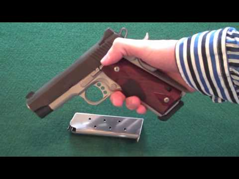 Kimber Pro Crimson Carry II Review Part 1