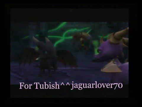 Spyro and Cynder- Zor Yillar - Dedicated to my Tubish^^