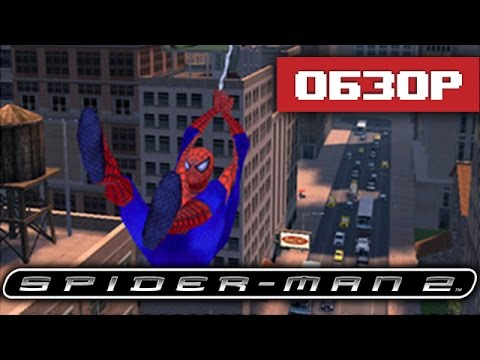 Обзор игры Spider-Man 2