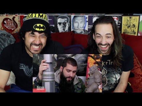 Honest Trailers - KONG: SKULL ISLAND W/ Jordan Vogt-Roberts - REACTION!!!