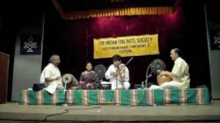 Iaacm Presents Mysore Srikant Live In Concert Saveri Varnam Cl6