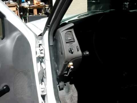 Parking Brake Release Invention Ford Ranger Youtube