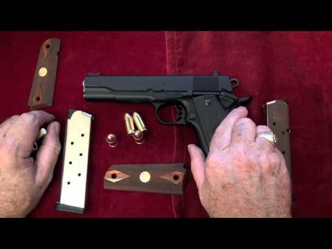 Para GI Expert 1911 .45ACP Pistol Review