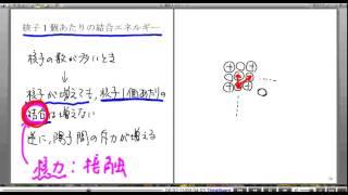 高校物理解説講義:「核子の結合」講義6