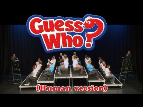 Human Guess Who - Christian O'Connell Breakfast Show