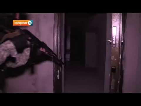 Батальйон Донбас зачищає табори і бункери під Артемівськом