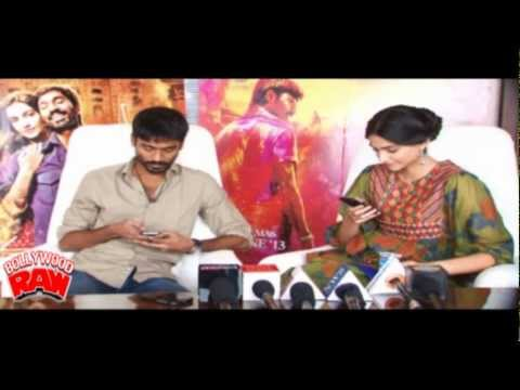 Raanjhanaa Movie Success | Dhanush & Sonam Kapoor