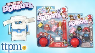 Transformers Botbots Series 1 8-Pack and 5-Pack from Hasbro