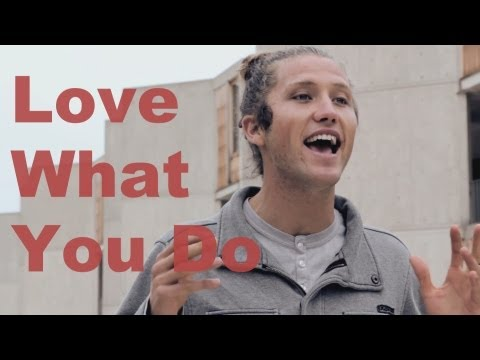 Love What You Do // Conscious Inspirational Speech // Jake Ducey