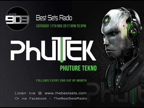 Phutek -  Phuture Tekno - Episode 001
