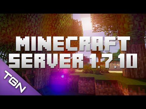 How To Make A 1.7.10 Bukkit Server Minecraft