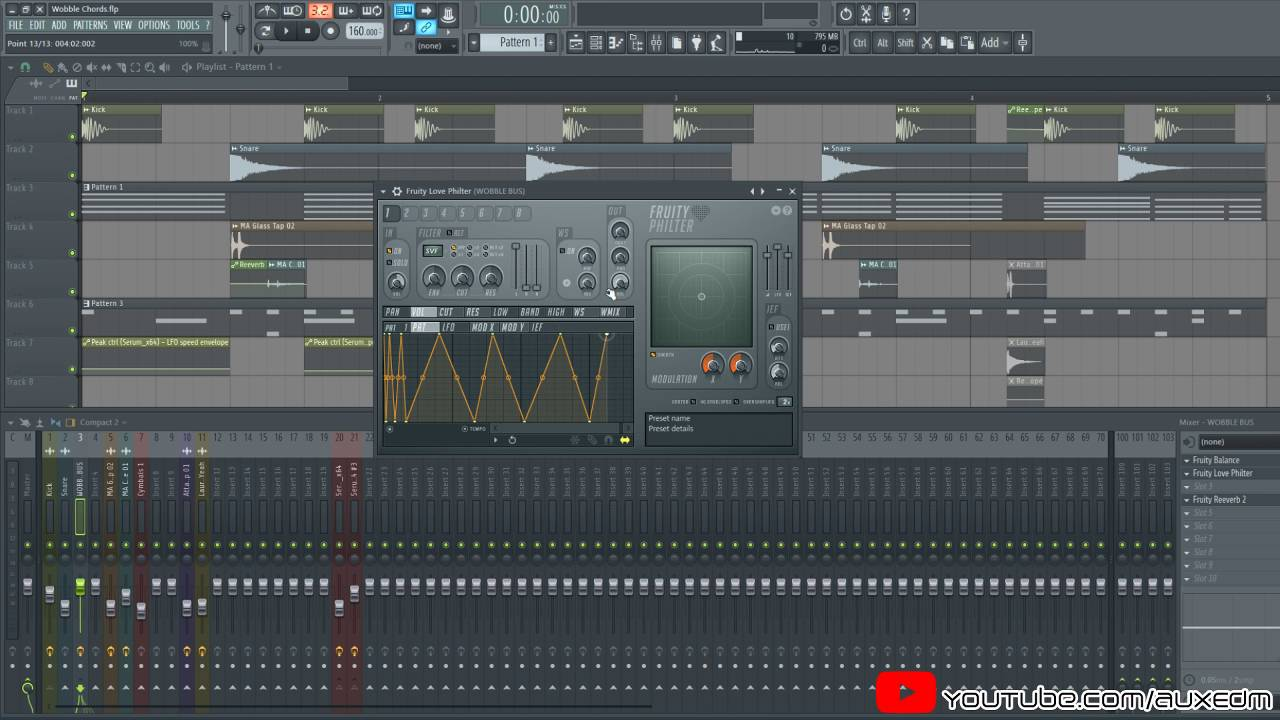 FL Studio 12 Future Bass Wobble Chords Sancus 14.43 MB APRILMUSIC CHANEL