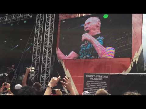 Bodies-Drowning Pool with John Hetlinger Chicago Open Air 2016