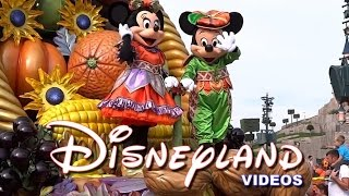 Parade Halloween (complete) - Disneyland Paris 2014 HD (ver.1/2)