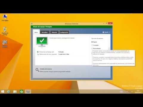 Windows 8.1 - Antivirus recomendado para Windows 8.1