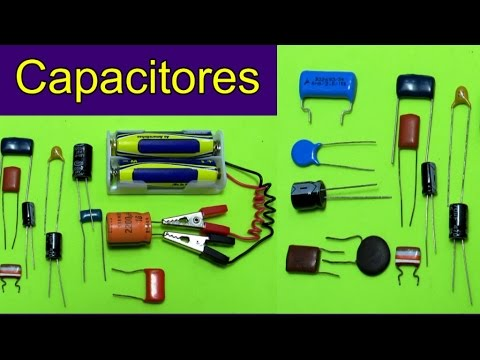PARA QUE SERVE 03: Capacitores