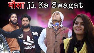 Mosa Ji Ka Swagat | Desi comedy | We Are One