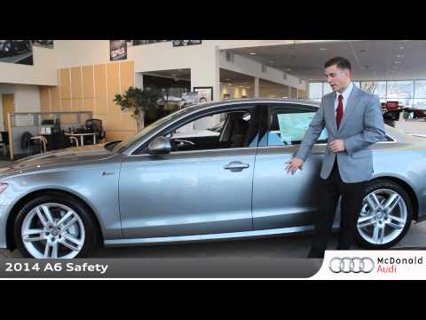 2014 Audi A6 Review | McDonald Audi
